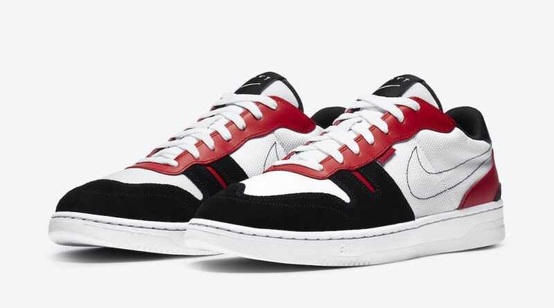 Tenisky Nike Squash-Type Black Toe CJ1640-103