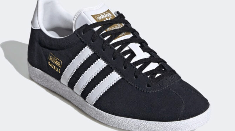 Tenisky adidas Gazelle OG Core Black FV7773