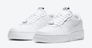 Tenisky Nike Air Force 1 Pixel White CK6649-100