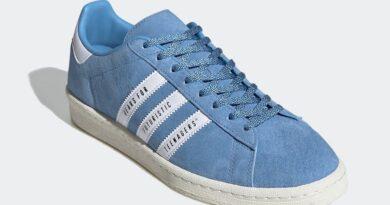 Tenisky Human Made x adidas Campus Blue FY0731