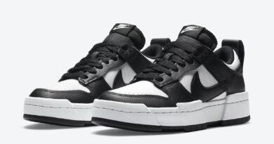 Tenisky Nike Dunk Low Disrupt White Black CK6654-102