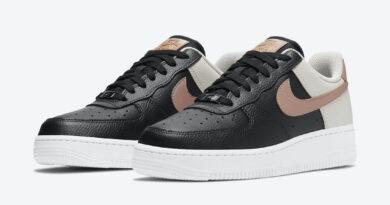 Tenisky Nike Air Force 1 '07 Black Bronze CU5311-001