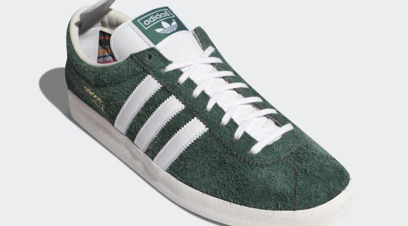 Tenisky adidas Gazelle Vintage Green FV9678
