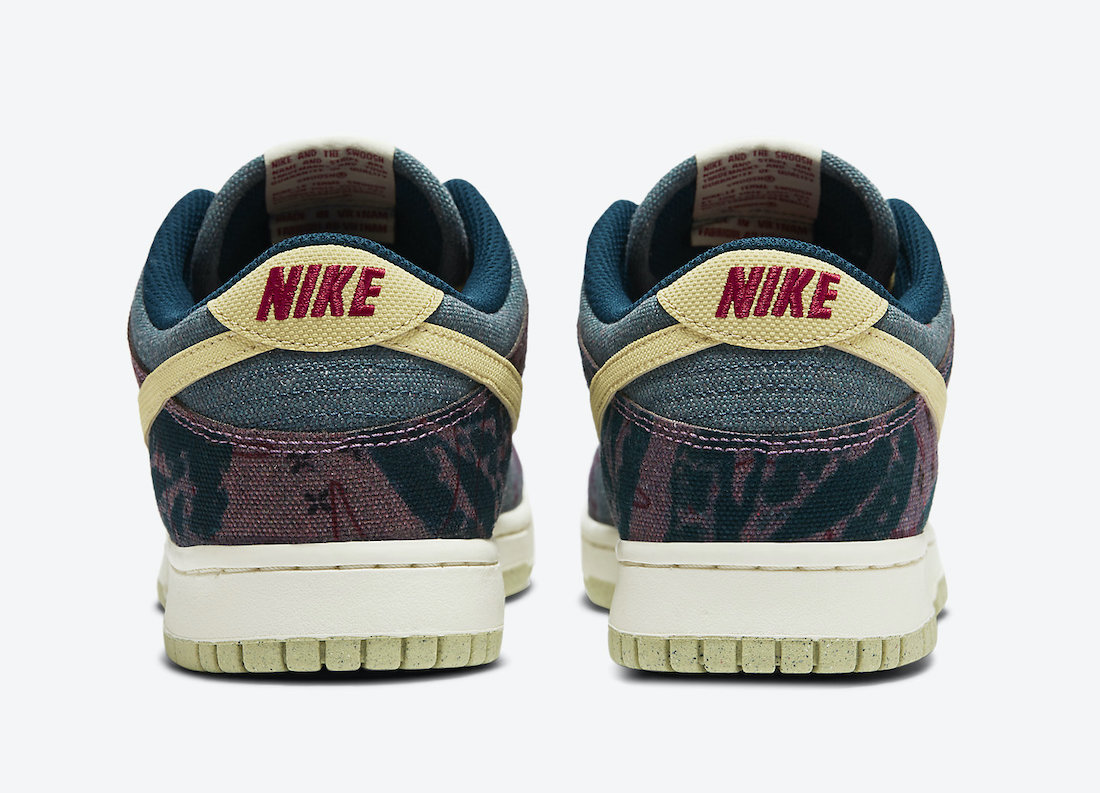 Tenisky Nike Dunk Low Community Garden CZ9747-900