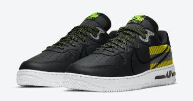 Tenisky 3M x Nike Air Force 1 React D/MS/X CT3316-003