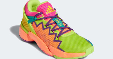 Tenisky adidas DON Issue 2 Multi-Color FX4488