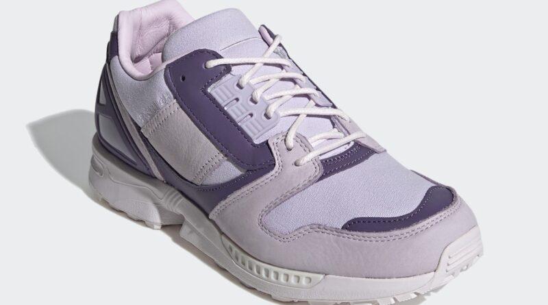 Pánské fialové tenisky Deadhype x adidas ZX 8000 Purple Tint/Aero Pink-Tech Purple FX8528 sportovní boty a obuv adidas