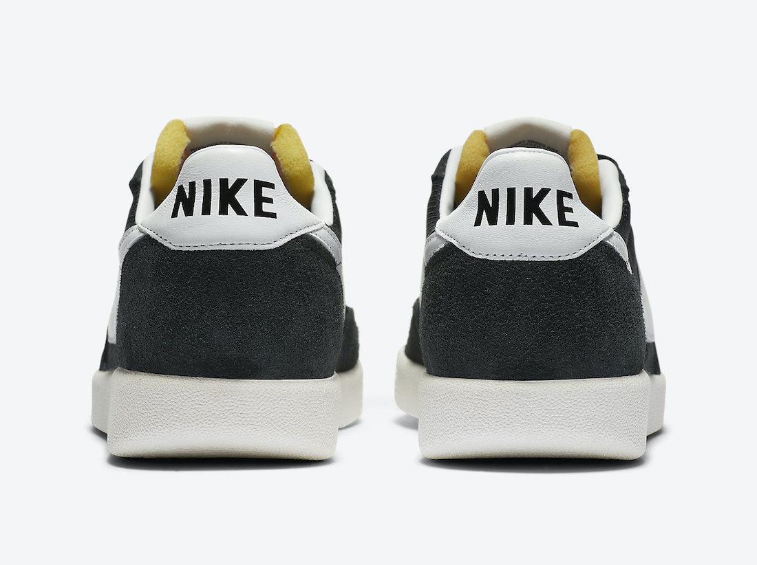 Pánské černé tenisky a boty Nike Killshot OG Black/White-Off Noir DC1982-001 sportovní nízké botasky a obuv Nike