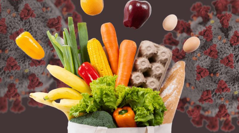Jednoduchá a zdravá výživa během korona krize COVID-19