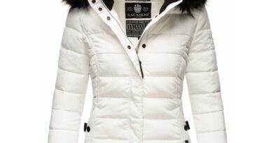 Nejprodávanější dámské zimní bundy v bílé barvě