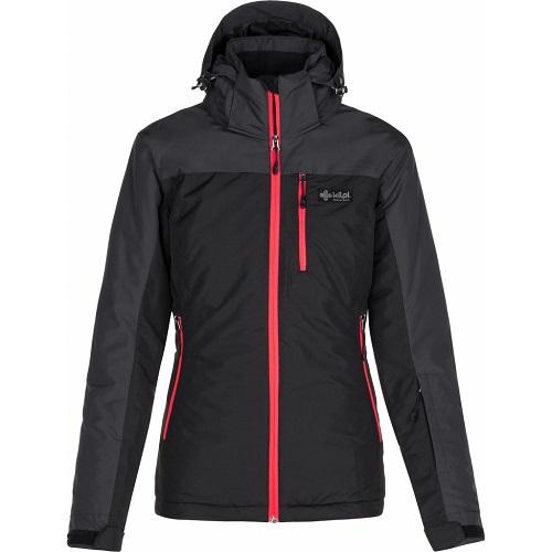 Dámská lyžařská bunda Kilpi Flip W černá
