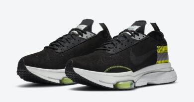 Pánské černé tenisky a boty 3M x Nike Air Zoom Type SE Black/Anthracite-Summit White-Volt DB5459-001 nízké běžecké botasky a obuv Nike