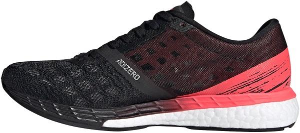 Běžecká dámská obuv adidas Adizero Boston 9 EG4656 černá