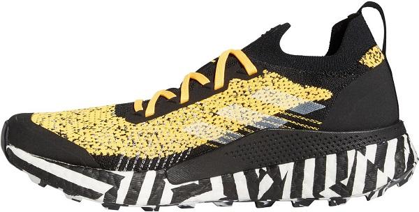Trailová dámská obuv adidas TERREX TWO Ultra Parley FW7435 žlutá