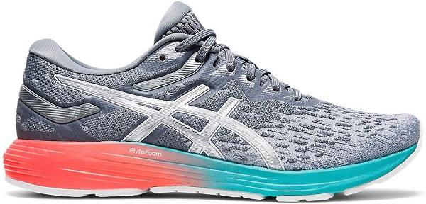 Běžecká dámská obuv Asics DynaFlyte 4 1012A465-020 šedé