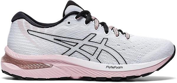 Běžecká dámská obuv Asics GEL-CUMULUS 22 1012A839-100 bílé