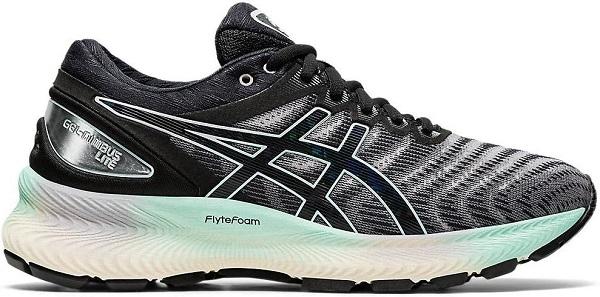 Běžecká dámská obuv Asics GEL-NIMBUS Lite 1012A667-001 černé