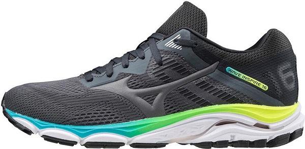 Běžecké dámské boty Mizuno Wave Inspire 16 J1GD204434 černé