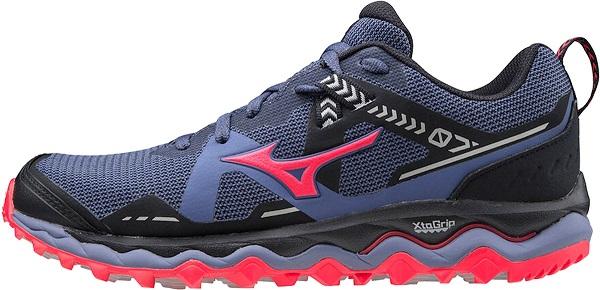 Trailová dámská obuv Mizuno Wave Mujin 7 J1GK207038 modré