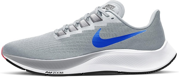 Běžecká pánská obuv Nike Air Zoom Pegasus 37 BQ9646-006 šedé