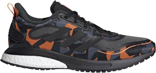Běžecká pánská obuv adidas Supernova WINTER.RDY FV5646 šedé