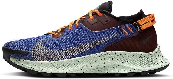 Trailová pánská obuv Nike Pegasus Trail 2 Gore-Tex CU2016-600 vínové
