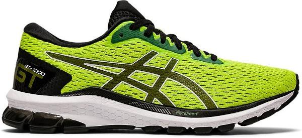 Běžecká pánská obuv Asics GT-1000 9 1011A770-300 zelené