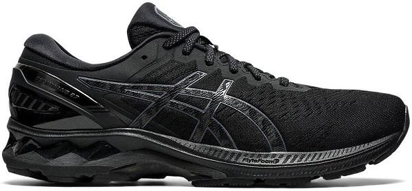 Běžecké pánské boty Asics Gel-Kayano 27 1011A767-002 černé