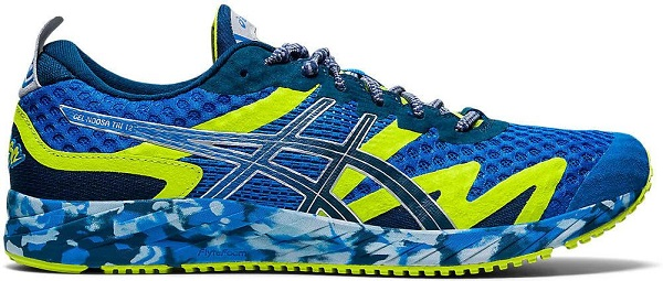 Běžecké pánské boty Asics Gel-Noosa TRI 12 1011A673-400 modré