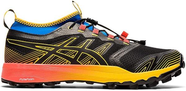 Trailová pánská obuv Asics FujiTrabuco Pro 1011A566-002 černé