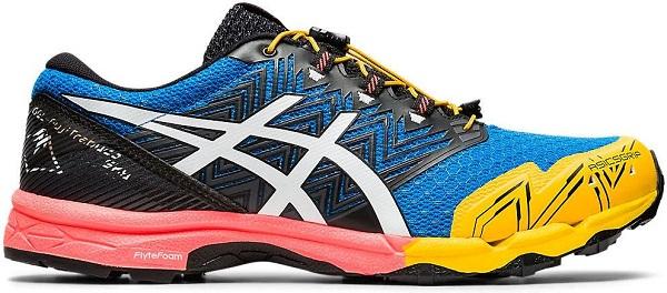 Trailové pánské boty Asics Gel FujiTrabuco Sky 1011A900-400 modré