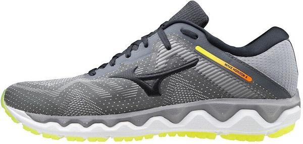 Běžecká pánská obuv Mizuno Wave Horizon 4 J1GC202616 šedé