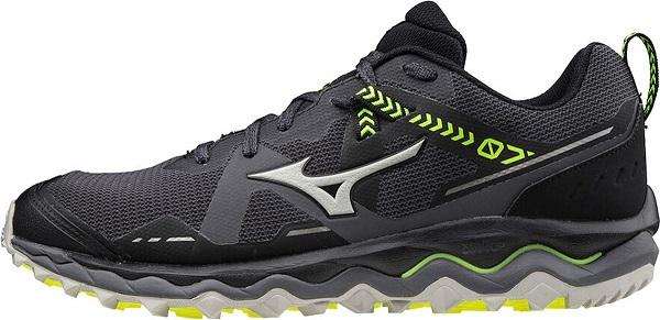 Trailová pánská obuv Mizuno Wave Mujin 7 J1GJ207039 černé