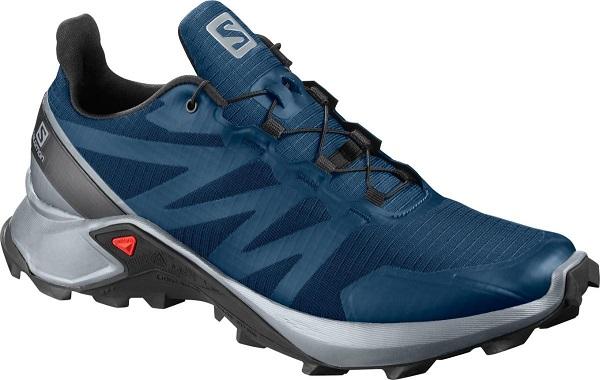 Trailová pánská obuv Salomon Supercross L40930300 modré