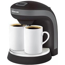 Kompaktní kávovar Sencor SCE 2000 BK