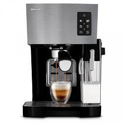 Poloautomatické espresso Sencor SES 4050 SS
