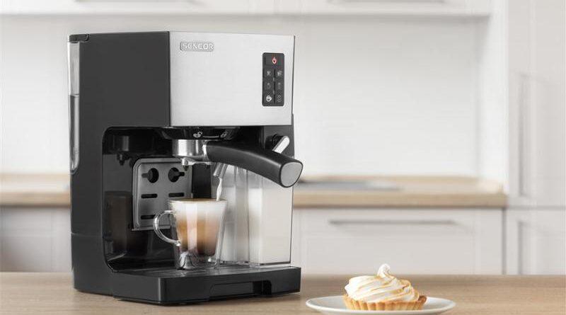 Tipy na kvalitní automatické kávovary značky Sencor