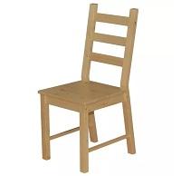 Dřevěná jídelní židle ANTON přírodní