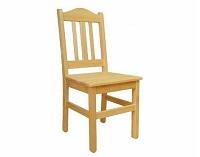 Dřevěná jídelní židle SITDOWN 4