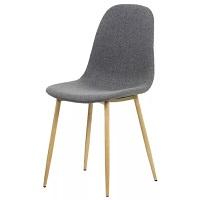 Jídelní židle ADRIANNE šedá