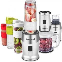 Stolní kuchyňský mixér Concept Fresh & Nutri SM 3391 bílý