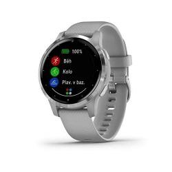 Sportovní hodinky s dotykovým displejem Garmin vívoactive 4S