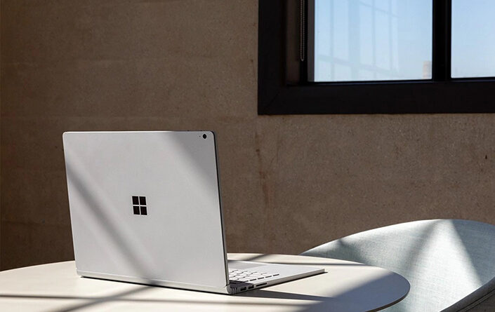 Nejprodávanější a velmi oblíbené notebooky značky Microsoft