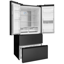 Americká lednice s dávkovačem vody Concept LA6683ds