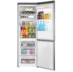 Kombinovaná chladnička s mrazákem Samsung RB33N341MSA