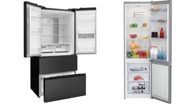 Nejprodávanější a kvalitní kombinované lednice a chladničky