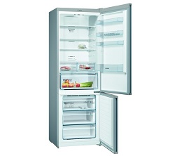 Volně stojící XXL chladnička s mrazákem Bosch KGN49XLEA
