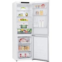Volně stojící kombinovaná chladnička s mrazákem LG GBP61SWPFN