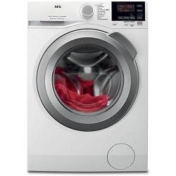Úsporná automatická pračka s předním plněním AEG L6FBG68SC