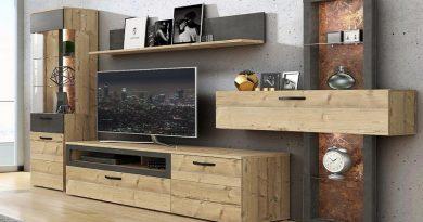 Tipy na nejprodávanější a levné obývací stěny od Asko nábytek